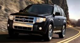 «Форд» отзывает почти полмиллиона внедорожников Escape