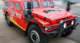 Renault Sherpa в гражданской версии