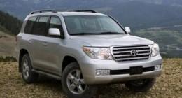 В Японии официально показали новый Toyota Land Cruiser 200