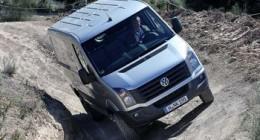 Новый Crafter 4Motion от Volkswagen