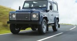 Land Rover представил обновлённый внедорожник Defender