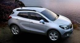 Opel Mokka — маленький внедорожник для Женевы