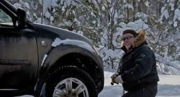 Секреты вождения по зимнему бездорожью