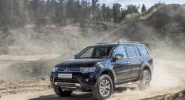 Российский офис «Mitsubishi» озвучил рублёвые цены на обновлённый «Pajero Sport»