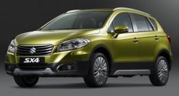«Suzuki» приступила к реализации компактного внедорожника «New SX4″