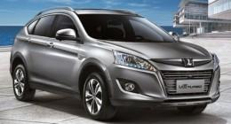 В Китае официально презентовали «Luxgen U6 Turbo»